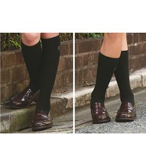 knee socks for japanese school uniform or cosplay, 3 pr