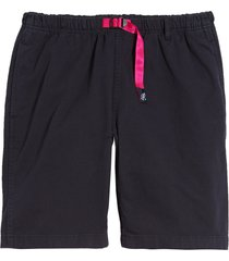 men's gramicci g-shorts cargo shorts, size large - blue (nordstrom exclusive)