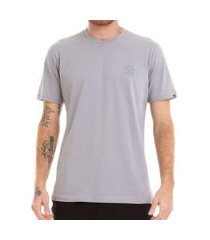 camiseta quiksilver patch this up masculina