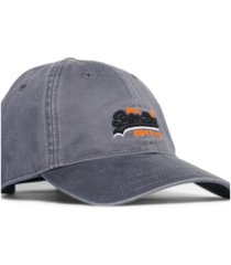 superdry label wash twill cap