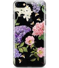 etui na iphone pink flowers