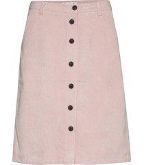 sc-bindi knälång kjol rosa soyaconcept