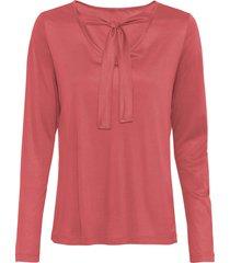 maglia con fiocco (rosa) - bodyflirt