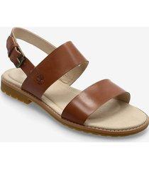 chicago riverside 2 band sandal shoes summer shoes flat sandals brun timberland