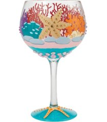 enesco copa glass coral terrarium