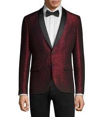arti extra slim-fit sparkle jacket