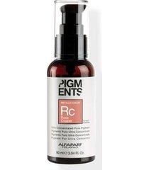 pigmento fixador rose cooper alfaparf pigments pure pigment 90ml