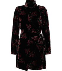 lolly by nbs dresses wrap dresses svart custommade