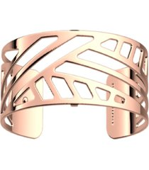 les georgettes by altesse geometric openwork adjustable cuff bracelet, 25mm, 1in