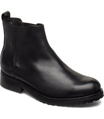 ave chelsea - brown shoes chelsea boots svart royal republiq