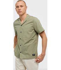 dr denim kai city shirt skjortor agate