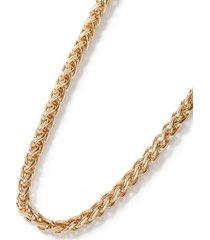 mens gold twist necklace*