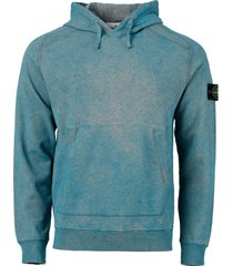 dust color treatment hoodie,