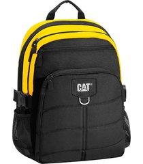 mochila amarilla cat brent
