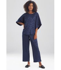 natori decadence pullover sleep pajamas & loungewear, women's, size l natori