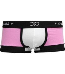 cueca boxer premium dionisio collection rosa - kanui