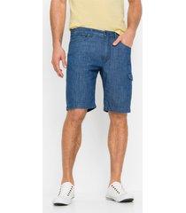 regular fit jeans bermuda van zomerdenim (set van 2)