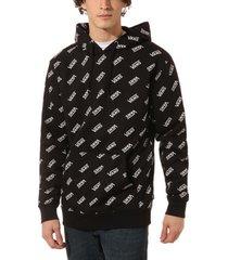 sweater vans allover distorted