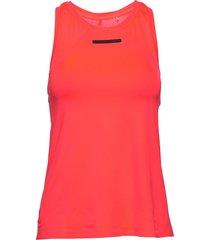 vent mesh singlet w t-shirts & tops sleeveless röd craft