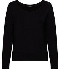 sweatshirts sweat-shirt tröja svart marc o'polo