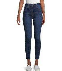 joe's jeans women's high-rise skinny ankle jeans - lakewood - size 28 (4-6)