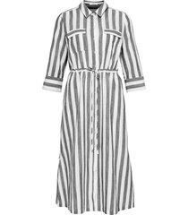 opus linnen jurk weife