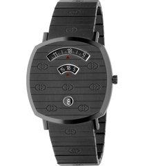 men's gucci grip bracelet watch, 38mm