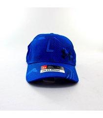 gorra under armour 1291857-401 airvent azul