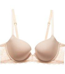 natori statement contour underwire bra, women's, red, size 32dd natori