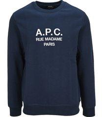 a.p.c. rufus sweatshirt