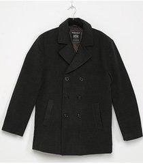 casaco sarja broken rules botões masculino