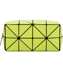 women's bao bao issey miyake lucent frost pouch - yellow