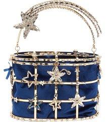 'holli superstar' cage bucket bag