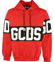 gcds cotton hoodie