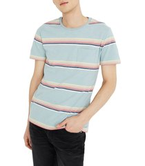 men's madewell allday easley stripe pocket t-shirt