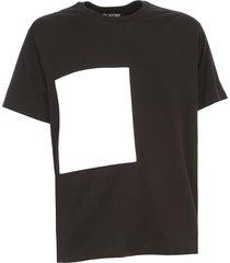 neil barrett travel pocket jersey t-shirt