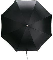 dolce & gabbana guarda-chuva com águia - preto