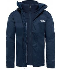 the north face jas men evolve ii triclimate urban navy-xl