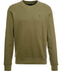 sweater lyle scott crew neck sweatshirt