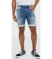 jack & jones jjirick jjicon shorts ge 009 i.k st shorts blå