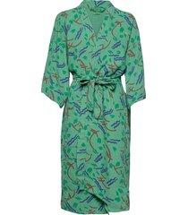 brush stroke kimono kimonos groen bobo choses