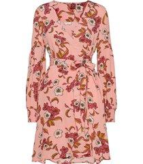 bohemian wrap dress dresses everyday dresses rosa superdry