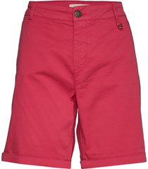 perry chino shorts shorts flowy shorts/casual shorts röd mos mosh