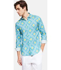 shirt positano linen