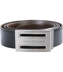 longchamp belt with buckle