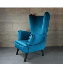 fotel mediolan - modern, loft