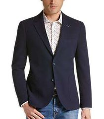tailorbyrd navy slim fit sport coat
