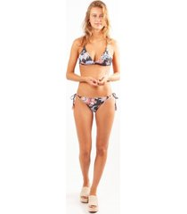 barts bikini women jones fixed triangle black-maat 36
