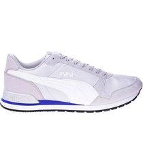zapatilla blanca puma st runner v2 hombre 7 21301 blanco