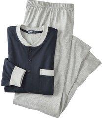 pyjama, nachtblauw s